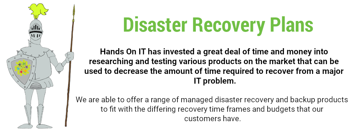 Disaster Recovery Plans