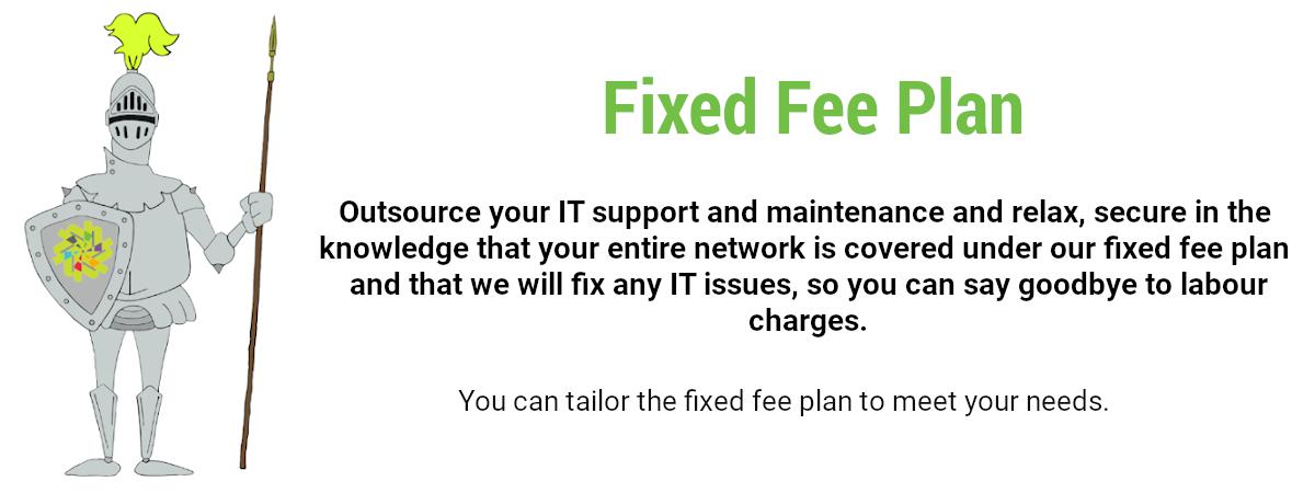 Fixed Fee Plan